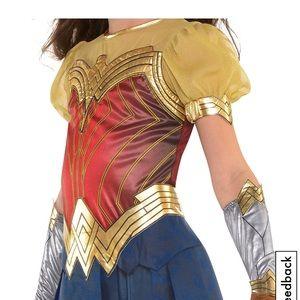 Girls Wonder Woman dress